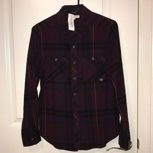 New Flannel from Pacsun